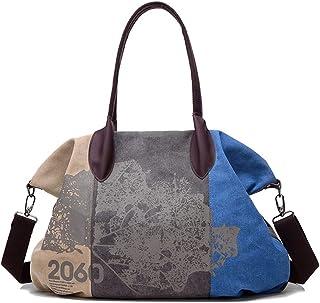 Fashion Bag For Women,Multi Color - Canvas & Beach Tote Bags