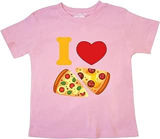 I Love Pizza Toddler T-Shirt