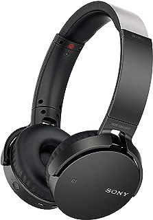 Sony MDR-XB650BT - Auriculares inalámbricos (Extra Bass, Bluetooth, NFC, diseño Plegable, hasta 30 Horas de autonomía), Co...