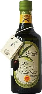Ligurian Italian Extra Virgin Olive Oil DOP 16.9 fl oz