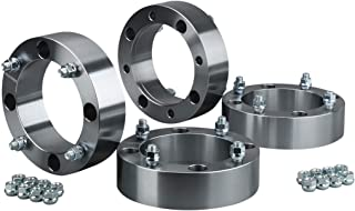 KSP 4x156mm ATV Wheel Spacers 2 Inches with 3/8-24 Studs, Fit For 1996-2012 Polaris Sportsman 500,4pcs