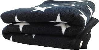 Infinity Republic - USA Thin Blue Line 50inx6in Sheared Plush Blanket