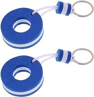 schlüsselanhänger Schwimmend Blau