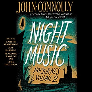 Page de couverture de Night Music