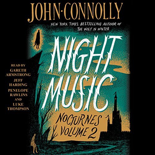 Night Music audiobook cover art