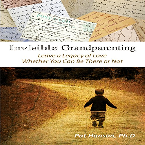 Invisible Grandparenting audiobook cover art