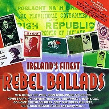 Ireland's Finest Rebel Ballads