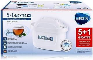Brita Maxtra PLUS Cartouche de filtres Blanc 5 + 1