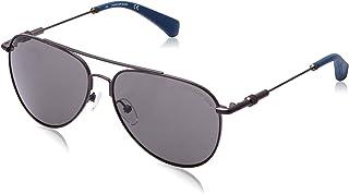 CALVIN KLEIN JEANS EYEWEAR CKJ162S lunettes de soleil, Mixte