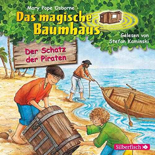 Der Schatz der Piraten cover art