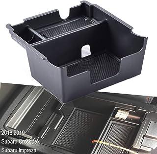 EDBETOS Organizer for Subaru Crosstrek Subaru Impreza 2018 2019 Center Console Armrest Organizer Accessories Tray, Armrest...