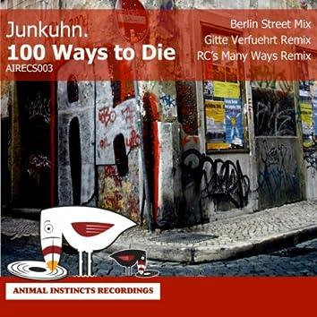 100 Ways To Die