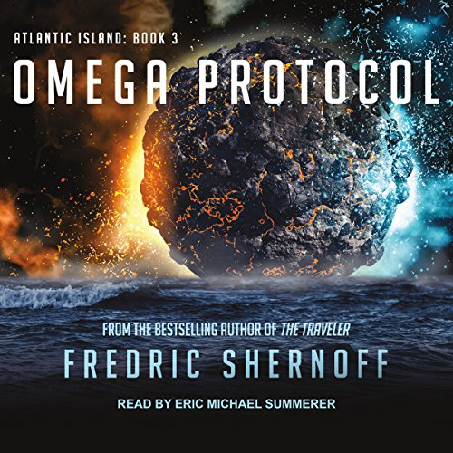 Omega Protocol audiobook cover art