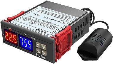 Stc-3028 Suministros Controlador De Humedad Agricultura Industrial Inteligente De Temperatura Y Display Digital