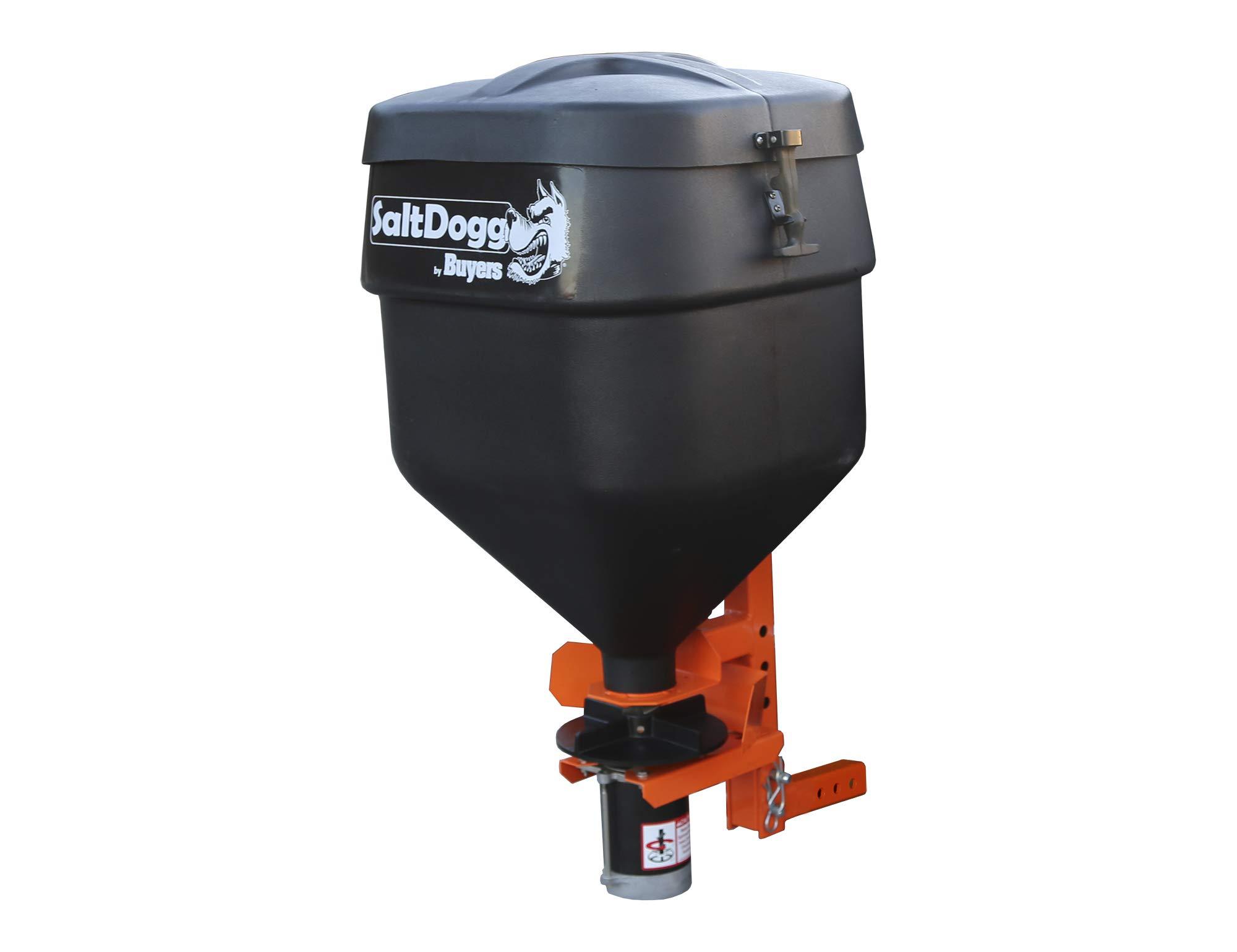 SaltDogg TGSUVPROA Cubic Tailgate Spreader