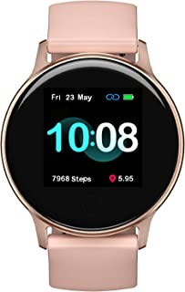 UMIDIGI Reloj Inteligente con Esfera Personalizada, Smartwatch para Hombres y Mujer con Monitor de Frecuencia Cardíaca, Re...