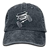 Jeep Wrangler TJ Adjustable Cotton Hat
