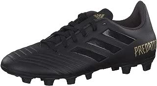 adidas Men Football Shoes Boots Predator 19.4 FG Soccer Cleats Black New