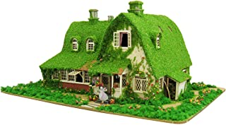 1/150 Studio Ghibli Series Kiki's Delivery Service Kiki and Gigi's House (Okino House) MK07-22 Paper Craft by Totoro
