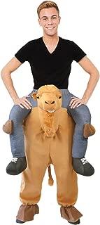 Bristol Novelty AF051 Camel Piggy Back, Mens, One Size