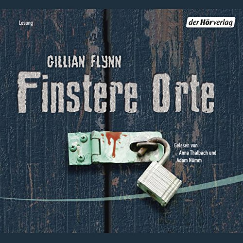 Finstere Orte cover art