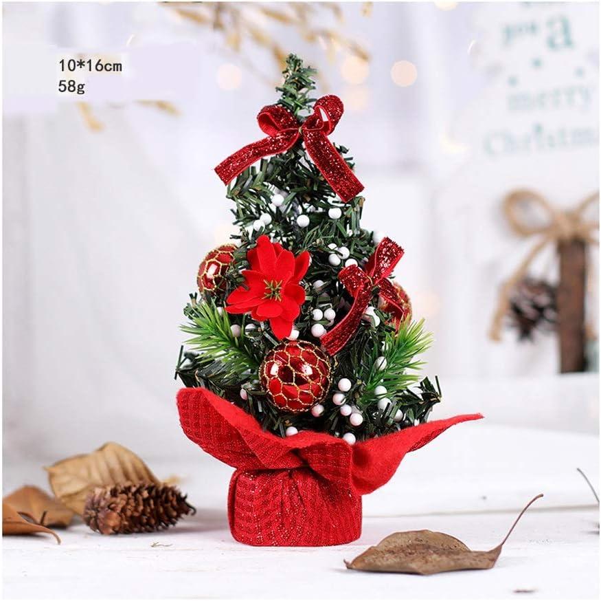 Christmas Decoration Mini Tree Layout store In stock Bon Window Hotel