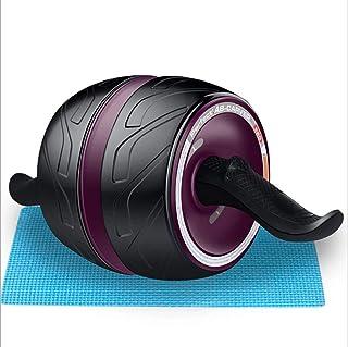 腹筋ローラー 腹部ホイール 静音構造健腹輪健腹器 腹筋レトーニング 痩身トレーニングに適合 日本語の説明書を添付 オリンピック