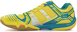 LI-NING Women Saga Light Daily Badminton Shoes Anti-Slippery Breathable Cushioning Lightweight Sneakers AYTM076