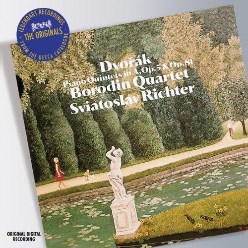 Sviatoslav Richter & Borodin Quartet