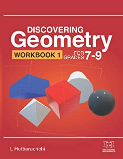 Discovering Geometry Workbook 1: For Grades 7-9 (Discovering Mathematics)