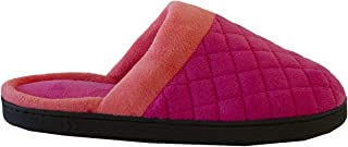Isotoner Women's Microterry Maddie Clog Slipper