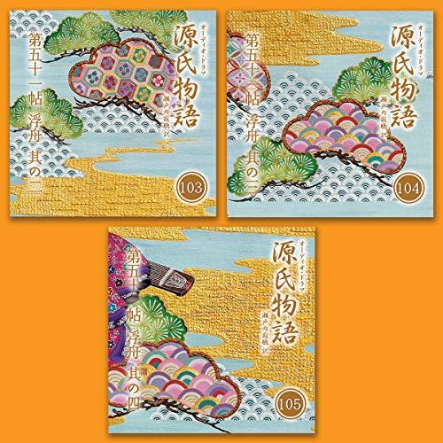 『源氏物語 瀬戸内寂聴 訳 3本セット(三十五)』のカバーアート
