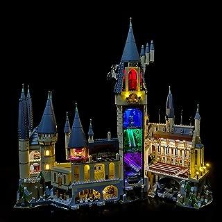 Haoun Lighting Kit Light Kit for Lego Harry Potter Hogwarts Castle 71043,Light Kit Included Only, No Lego Set -Basic Version