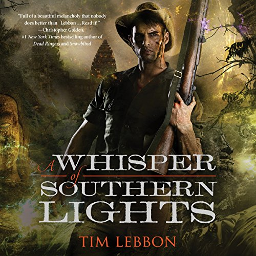 A Whisper of Southern Lights cover art