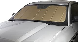 Covercraft UV11380GD Gold UVS 100 Custom Fit Sunscreen for Select Chevrolet Colorado/GMC Canyon Models - Laminate Material, 1 Pack