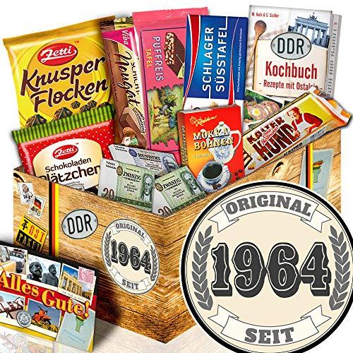 Original seit 1964 - Schokoladen Ossi Paket - Präsentkorb Geburtstag