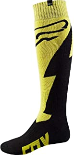 Fox Fri Thick Mastar - Calcetines (talla M), color amarillo