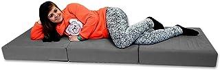 Best For You Visco - Colchón abatible para adultos de hasta 95 kg, 15,5 cm