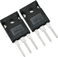 E-outstanding IRFP260NPBF IRFP260N TO-247 200V 50A 3Pin N-Channel MOSFET Transistor 2PCS