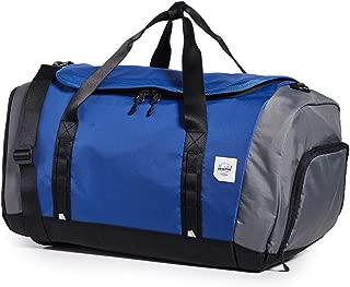 Supply Co. Men's Gorge Large Duffle Bag, Monaco Blue/Quiet Shade, One Size