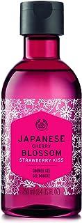 The Body Shop Japanese Cherry Blossom Strawberry Kiss Shower Gel