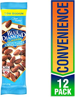 Best blue diamond lightly salted almonds 1.5 oz Reviews