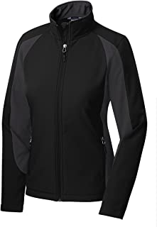 sport tek soft shell jacket