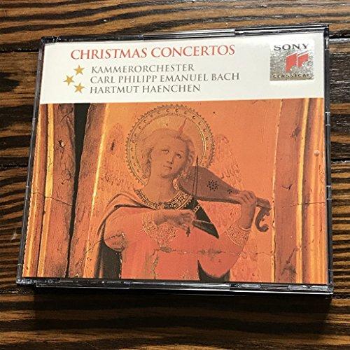 Christmas Concertos: German and Italian Christmas Music