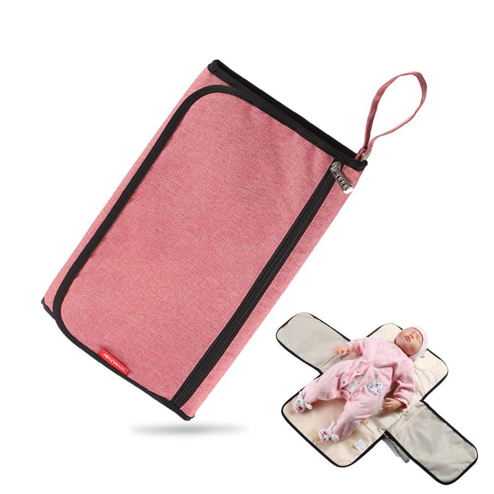 NIUXUAN 3 Ranking TOP5 in 1 Waterproof Portable Changing Mu Diaper shopping Travel Pad