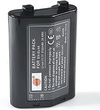 DSTE Replacement for EN-EL4A Rechargeable Li-ion Battery Compatible Nikon D2Z D2H D2Hs D2X D2Xs D3 D3S D3X F6 Camera D300 ...