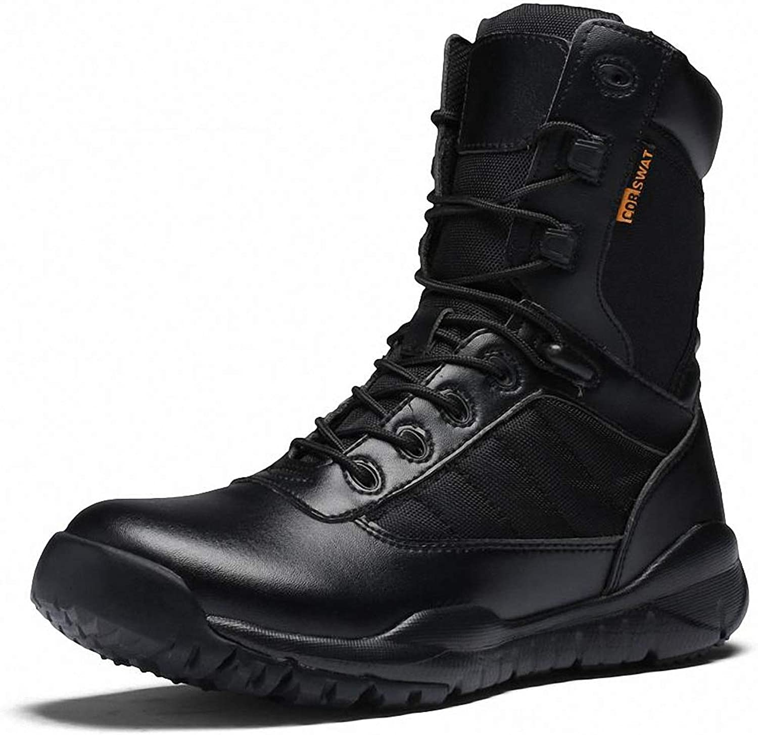Giles Jones Men's Hiking Boots Tactical Breathable Camping Climbing Mountain Boots