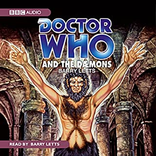 Doctor Who and the Daemons cover art