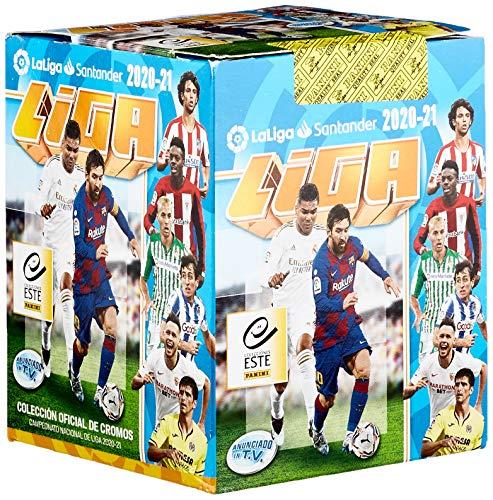 Caja 50 sobres Liga Este 2020-21