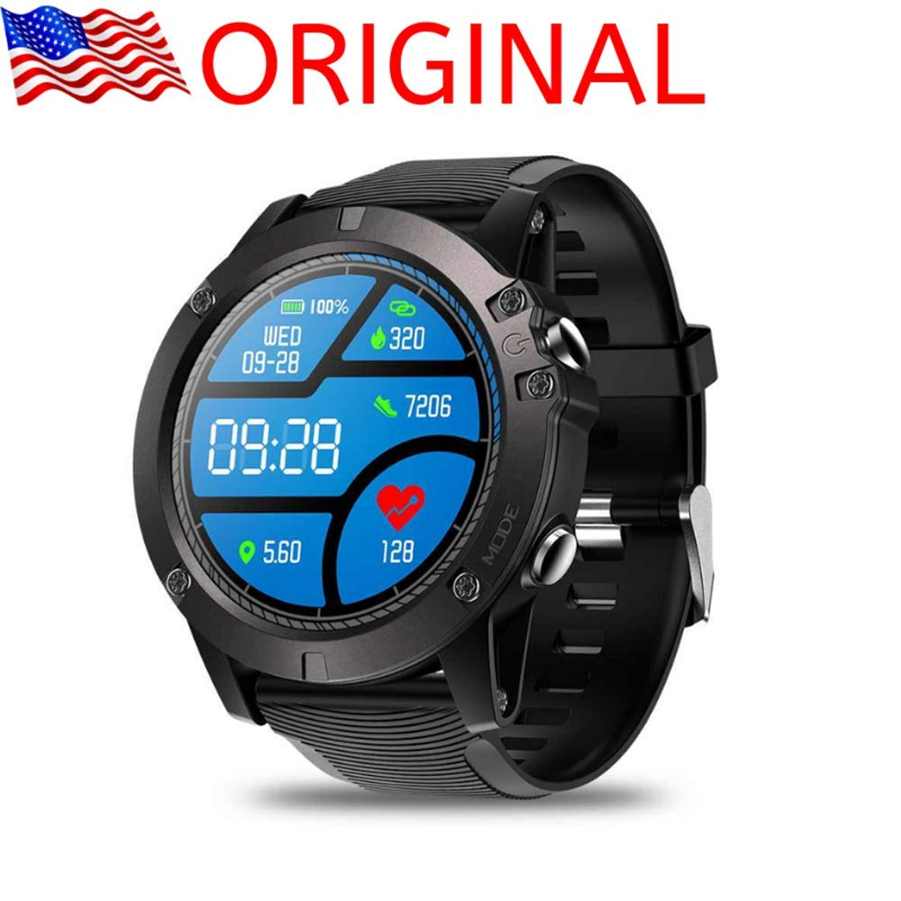 Smartwatch Tactical Screen Tracking Sports